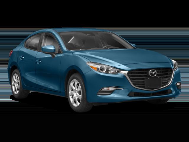 2018 Mazda Mazda3 4-Door Sport Manual