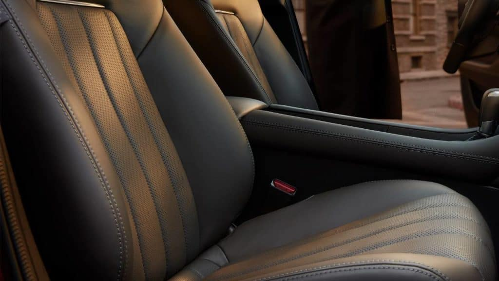2018 mazda 6 leather seats