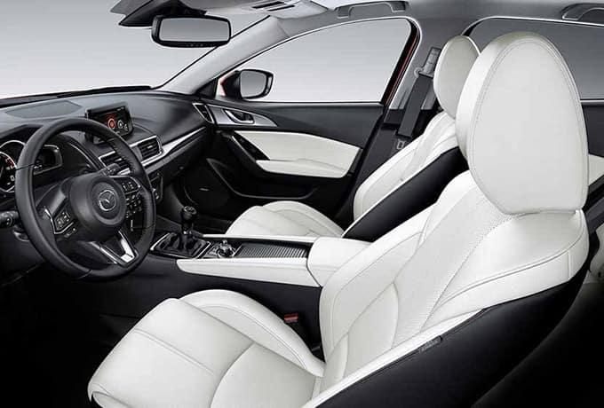 2018 Mazda3 accessories