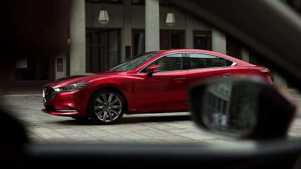 2018 Mazda6 sedan car
