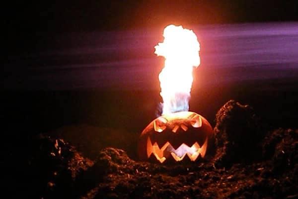 Flamig Farm Halloween Hayride