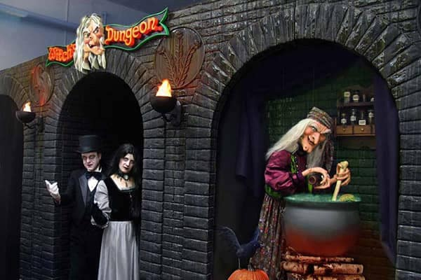 Witchs dungeon