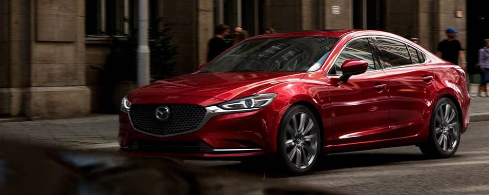 2018 mazda 6 headlight