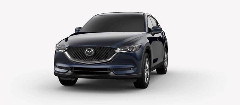 2019 Mazda CX-5 deep crystal blue