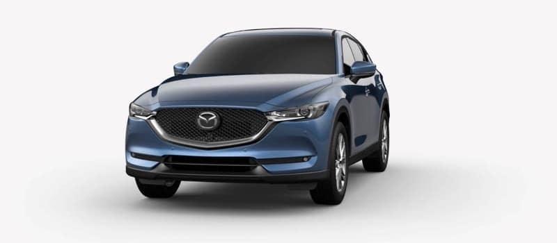 2019 Mazda CX-5 eternal blue