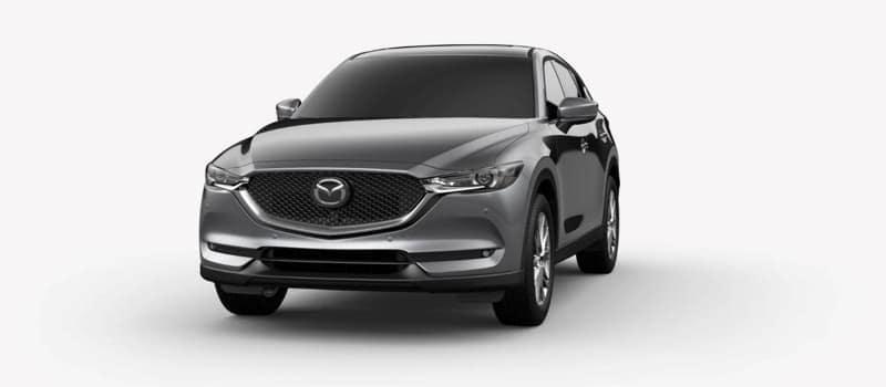 2019 Mazda CX-5 machine gray