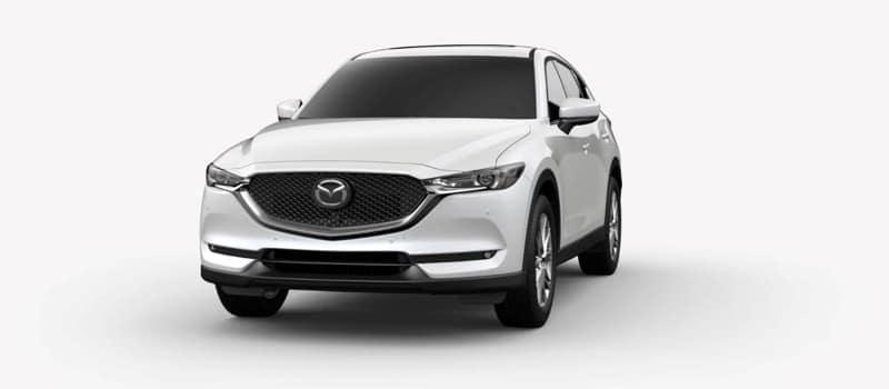2019 Mazda CX-5 snowflake white