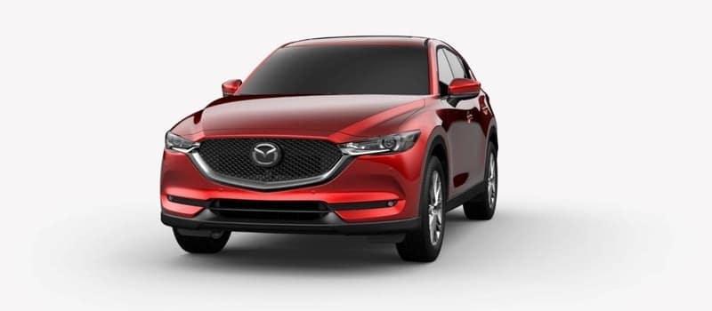 2019 Mazda CX-5 soul red