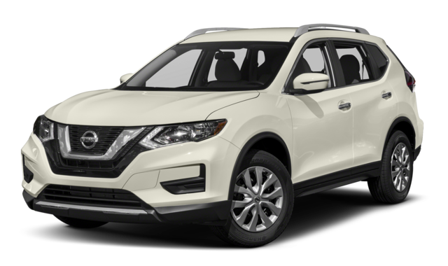 2019 nissan rogue white