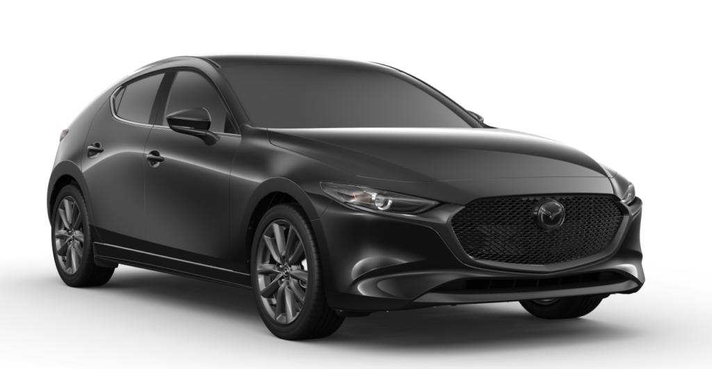 2019 Mazda3 Hatchback Preferred Package