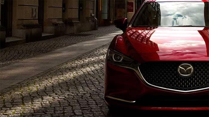 2018 Mazda6 Exterior Front Close up