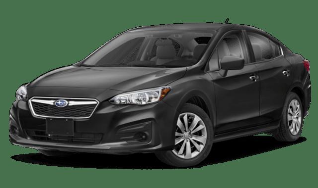 2019 Subaru Impreza 4Door