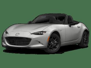 2019 Mazda MX-5 Miata silver