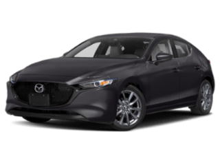 2019 Mazda Mazda3 Hatchback grey