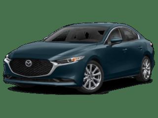 2019 Mazda Mazda3 Sedan blue