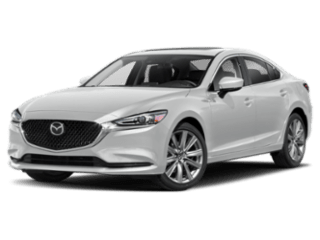 2019 Mazda Mazda6 white