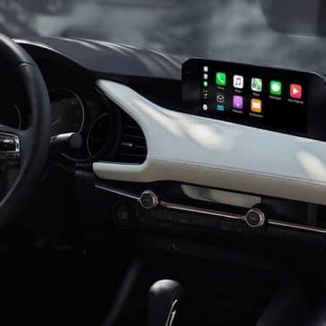 2020 Mazda3 Sedan Dash