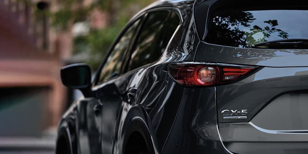 2020 Mazda CX-5 rear nameplate