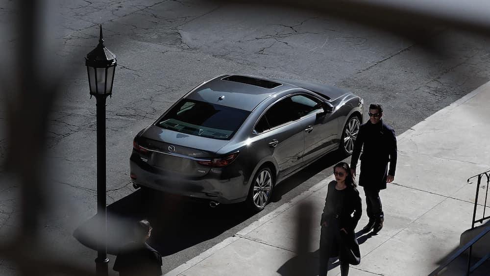 Parked 2020 Mazda6