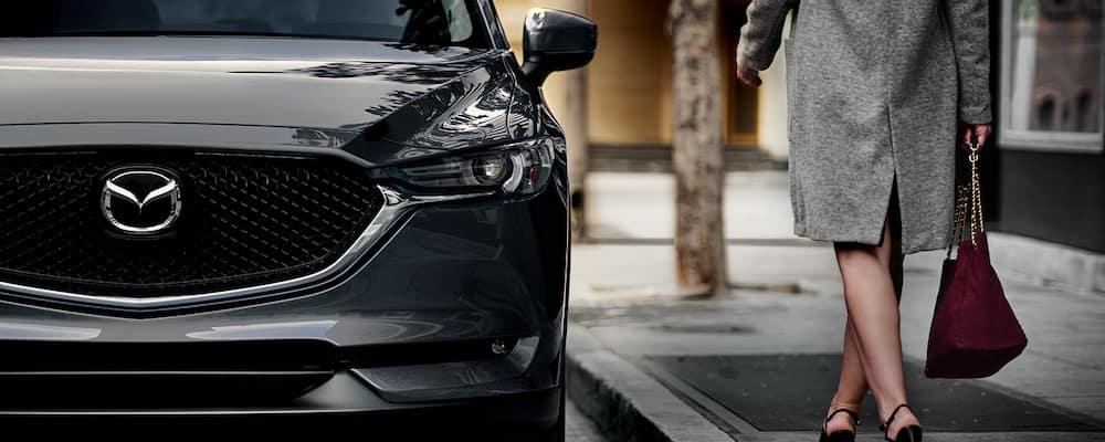 2020 Mazda CX-5 grille