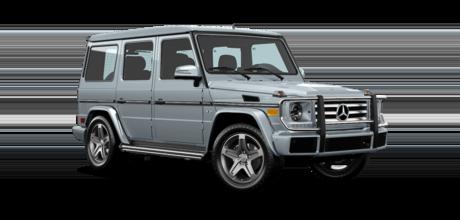 G Class SUV Vehicle