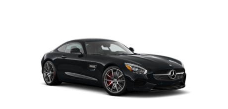 Mercedes-Benz AMG GT Coupe Black