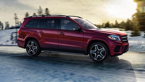 2017 GLS450 4MATIC® SUV