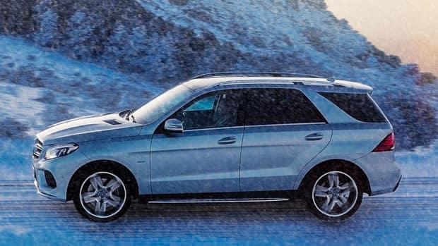 2018 GLE350 AWD 4MATIC® SUV