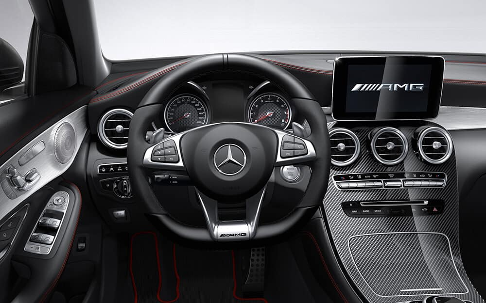 2018 Mercedes-Benz GLC AMG Interior Technology Features