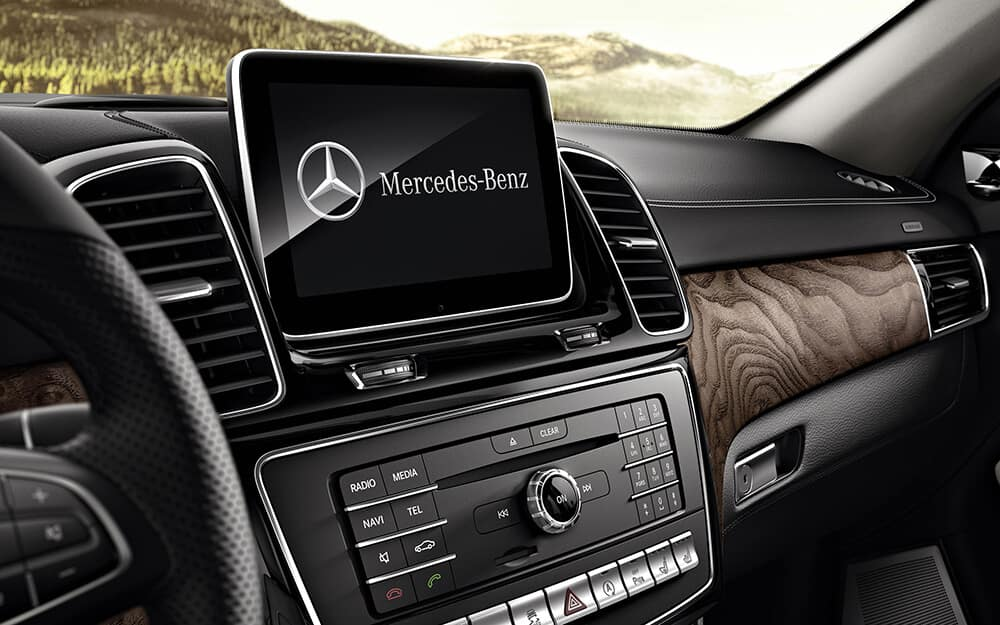 2018 Mercedes-Benz GLE AMG 43 Interior Technology Features