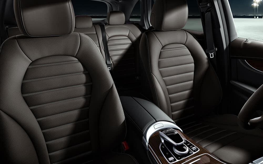 2018 Mercedes-Benz GLC Interior Seating
