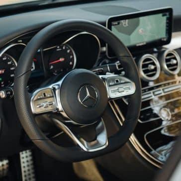 2019 Mercedes-Benz C-Class Dash