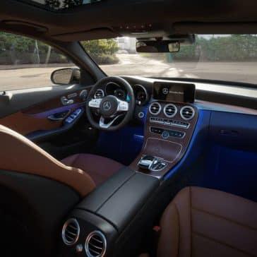 2019 Mercedes-Benz C-Class Interior