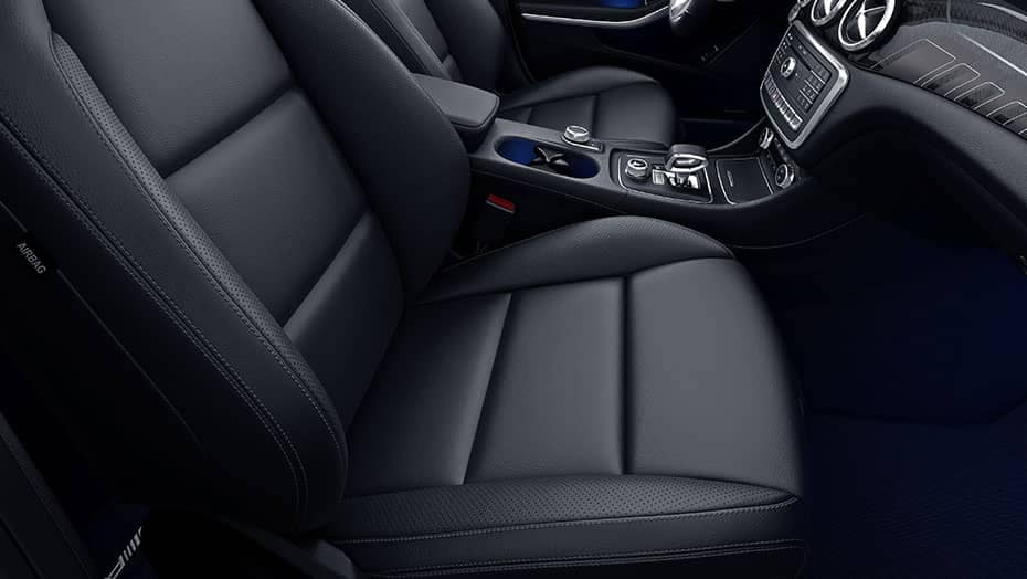 2019 MB CLA Seating