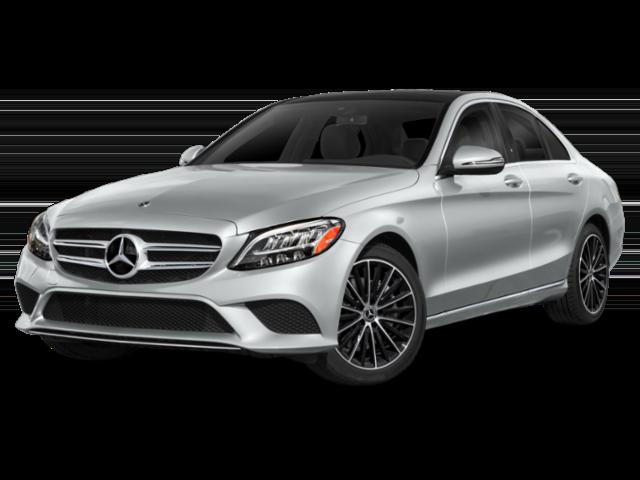 Silver 2019 Mercedes-Benz C 300