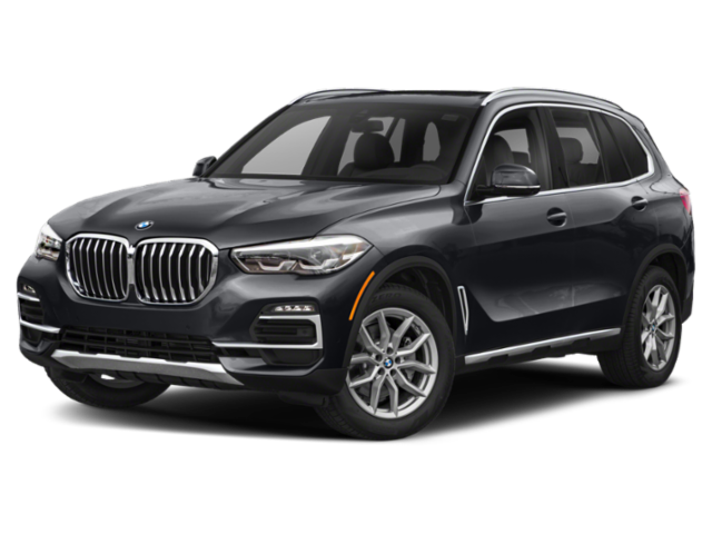 Black 2019 BMW X5