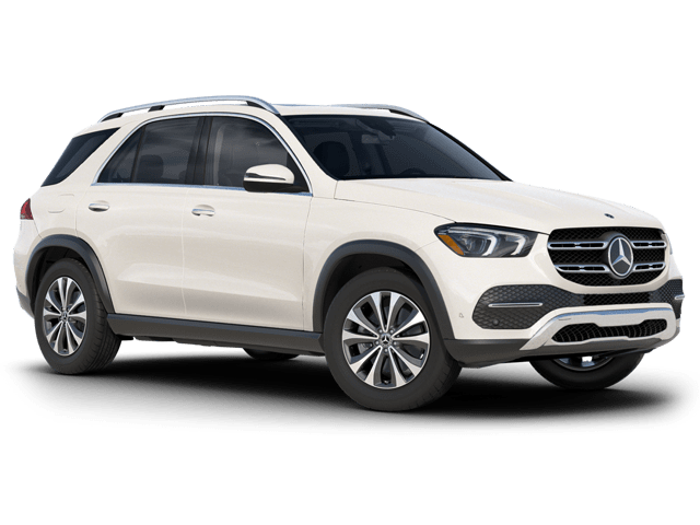 White 2020 Mercedes-Benz GLE 350