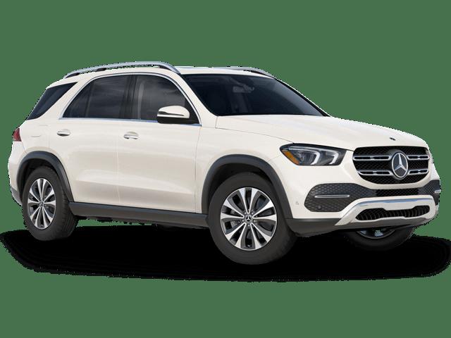 White 2020 Mercedes-Benz GLE 350