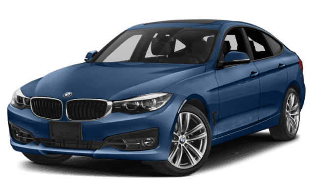 Blue 2019 BMW 3-Series