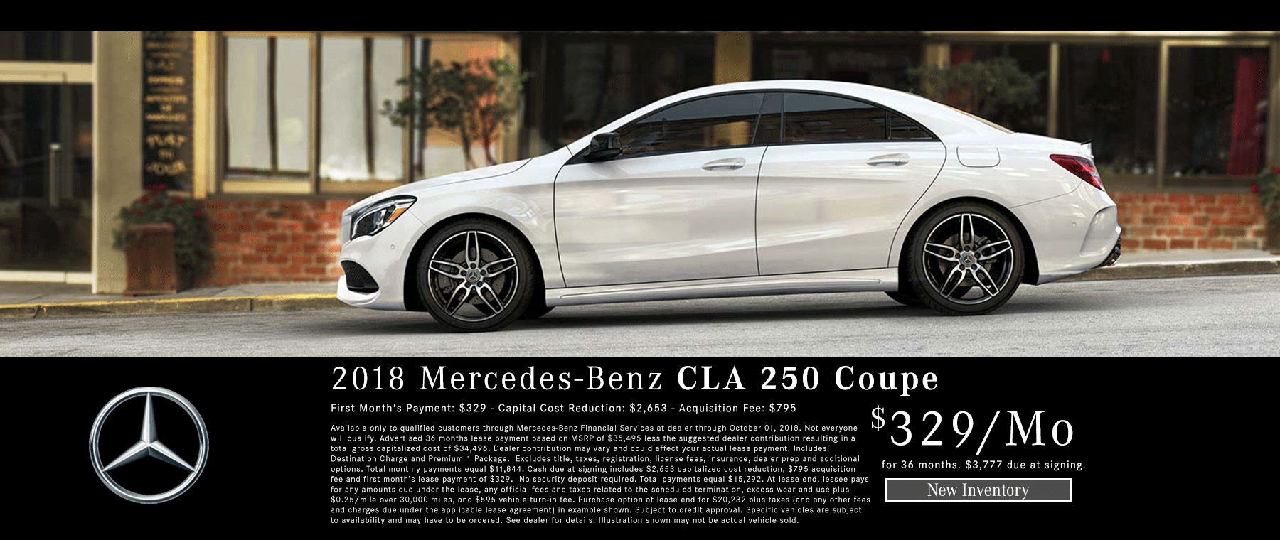 2018 Mercedes-Benz CLA 250 Coupe For Sale Bakersfiedl