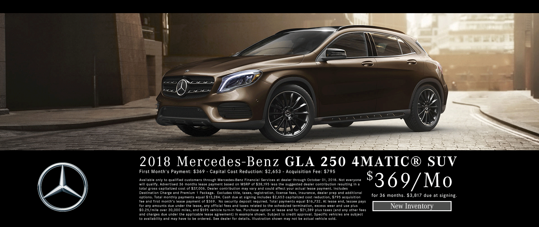 2018 Mercedes-Benz GLA 250 4MATIC For Sale Bakersfield