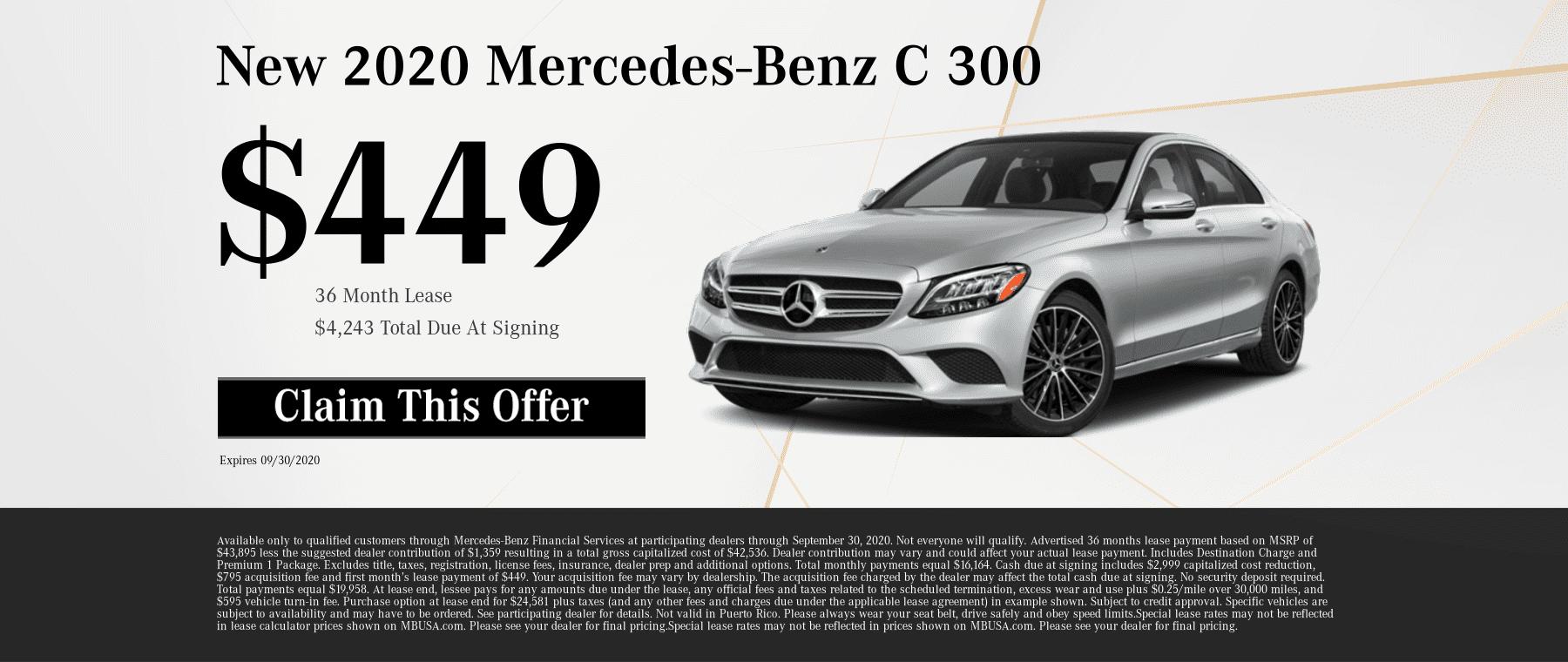2020-Mercedes-Benz-C 300-C 300-Sedan-96