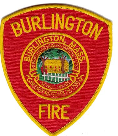 Burlington Fire Dept