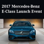 E-Class Launch Event