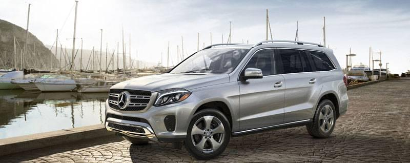 New 2017 mercedes benz gls pricing specs offers for Mercedes benz burlington ma