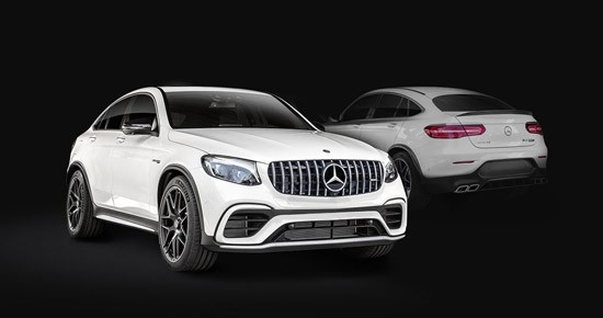 2018 Mercedes-AMG® GLC63 S Coupe