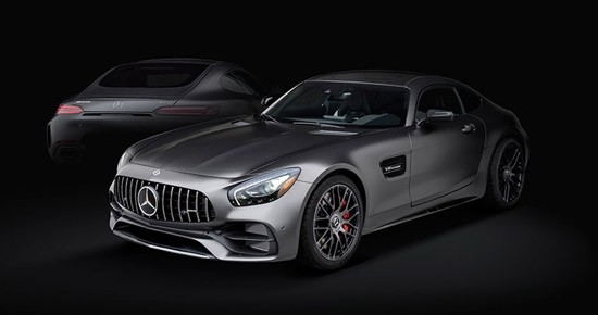 2018 Mercedes-AMG® GT C Coupe