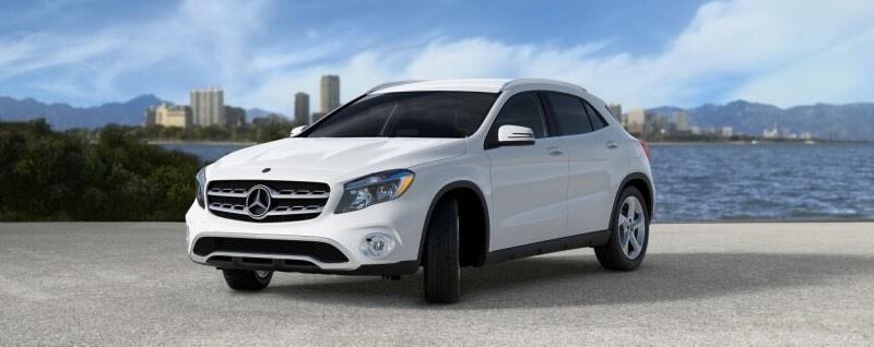 2018 mercedes benz gla 250 suv review burlington ma