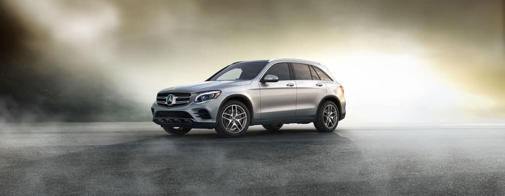 2018 Mercedes Benz GLC At Mercedes Benz Of Burlington