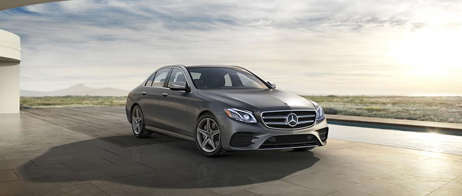 Start Fresh in a 2018 Mercedes-Benz E-Class